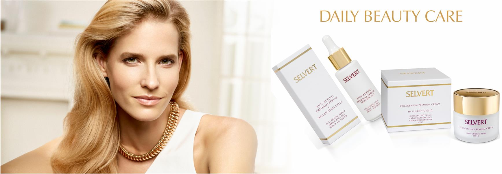Selvert Thermal DAILY BEAUTY CARE
