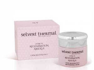 SELVERT THERMAL REGENERATION ABSOLUE Arckrém normál/érett bőrre