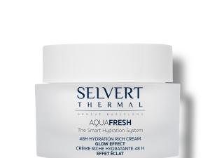 Aquafresh rich hidratáló krém száraz bőrre